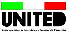 Logo United Onlus 2012