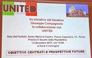 Assemblea Generale United - Roma, 14 dicembre 2017 - Foto 1