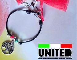 Giornata Mondiale della Talassemia - 8 maggio 2017 - Bracciale United Onlus