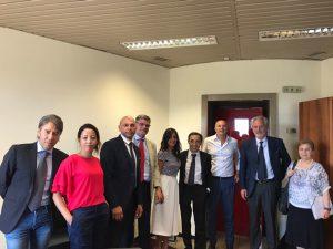 Incontri Istituzionali United - Roma, 19 luglio 2017 - Foto 1