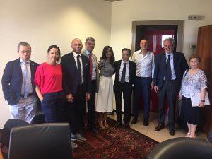 Incontri Istituzionali United - Roma, 19 luglio 2017 - Foto 3