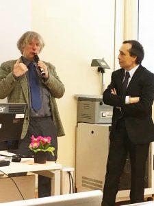 Incontro medico-scientifico tra medici e pazienti - Cona, 24 febbraio 2018 - Prof. Roberto Gambari