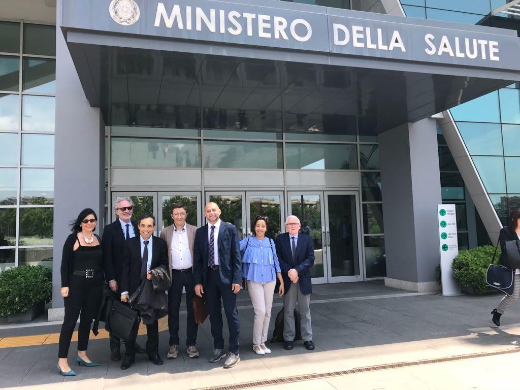 United al Ministero della Salute