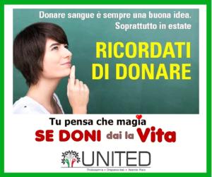 locandina post united onlus