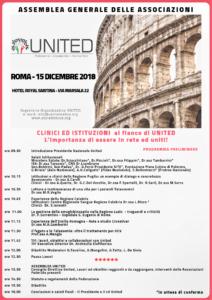convocazione assemblea United