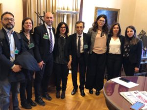 united incontro camera deputati