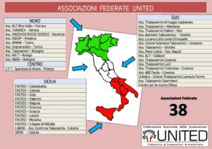 ASSOCIAZIONI FEDERATE UNITED