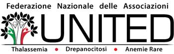 Logo United Onlus - Federazione Nazionale delle Associazioni